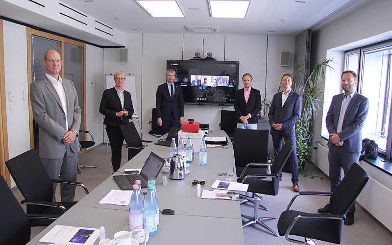 Logistics Hall of Fame Council meets in Berlin