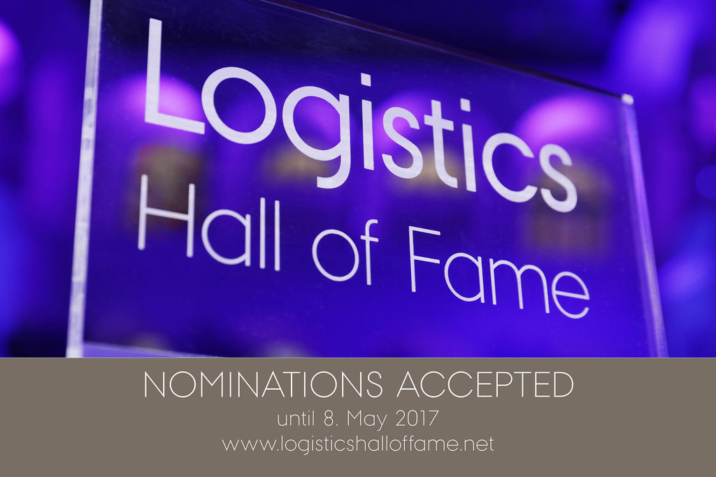 Logistics Hall of Fame: proposal phase 2017 begins