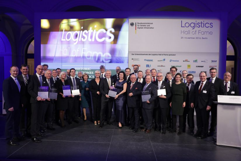 13 new members in the Logistics Hall of Fame