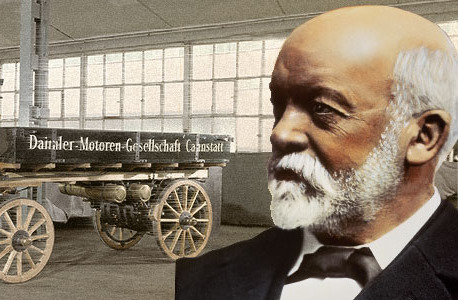 Decision 2014: Gottlieb Daimler to be inducted posthumously into the Logistics Hall of Fame