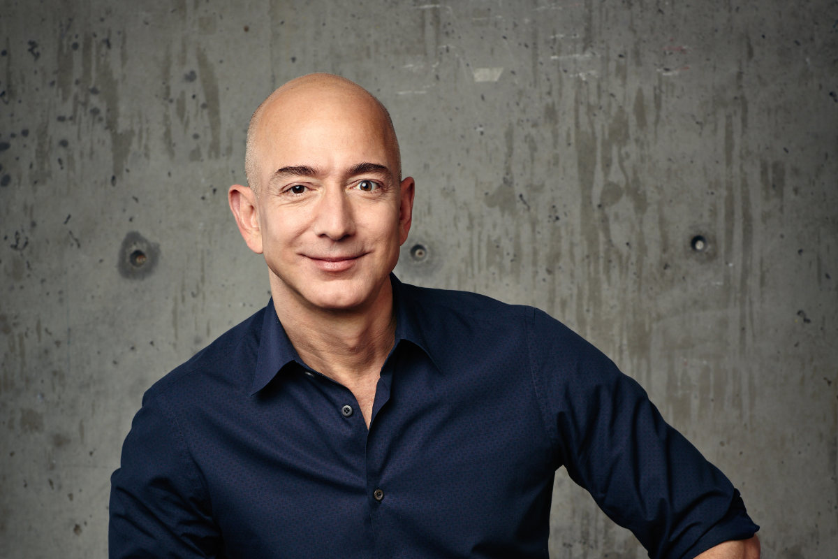 Jeff Bezos - Member of the Logistics Hall of Fame 2017