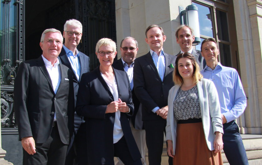Logistics Hall of Fame Council meets at the German Federal Ministry of Transport